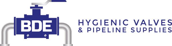 BDE (Northampton) Ltd - Hygienic Valves & Pipeline Supplies