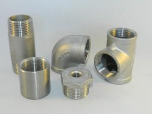 Stainless Steel BSP Fittings