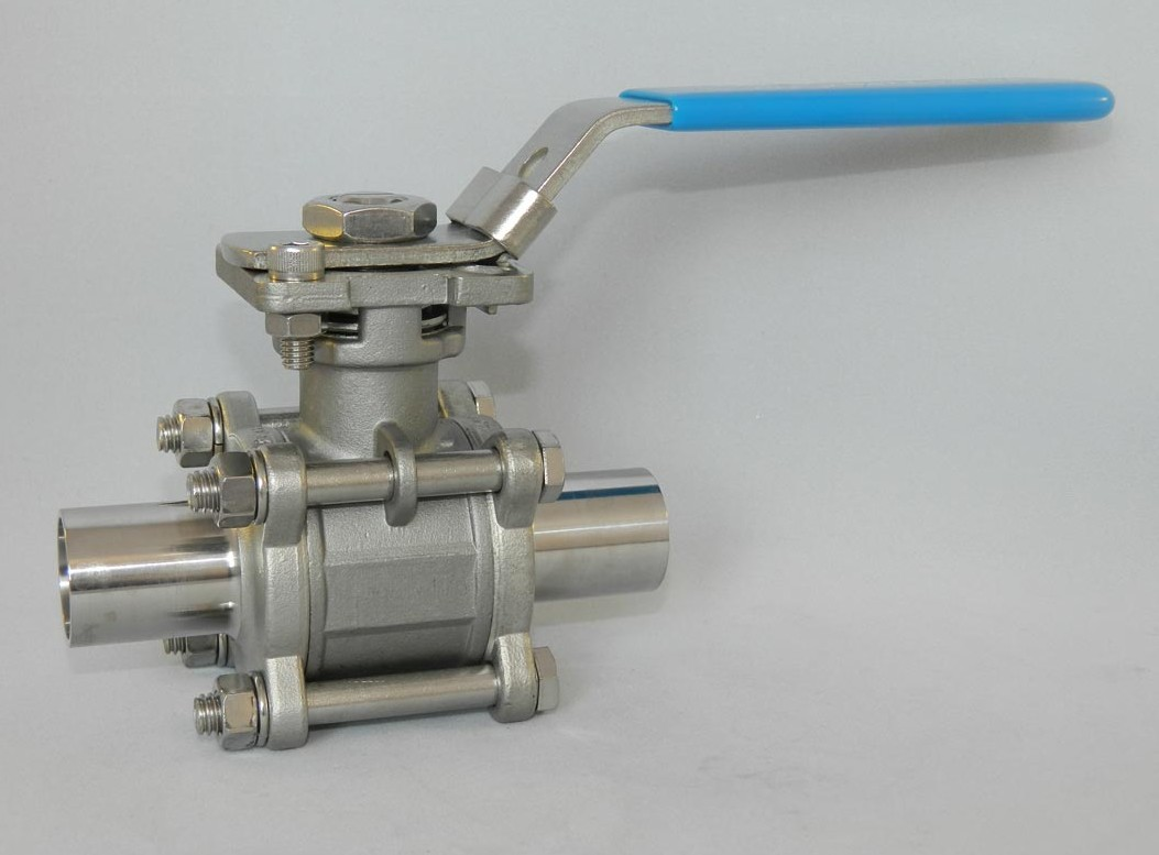 Din Ball Valves Stainless Steel