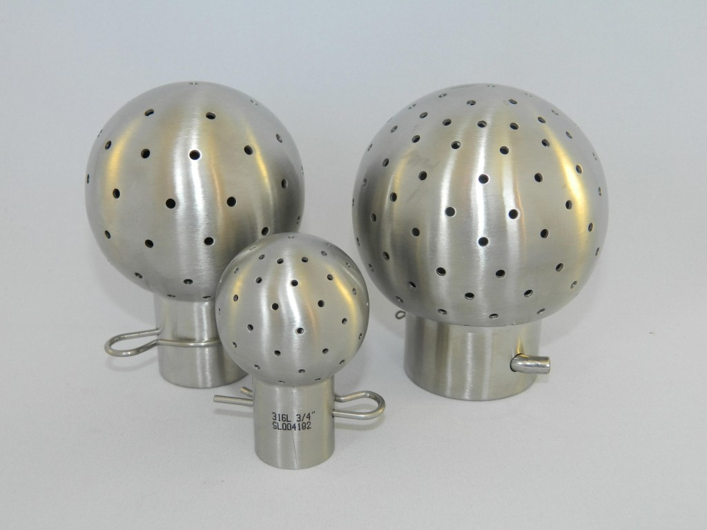 Stainless Steel Spray Balls