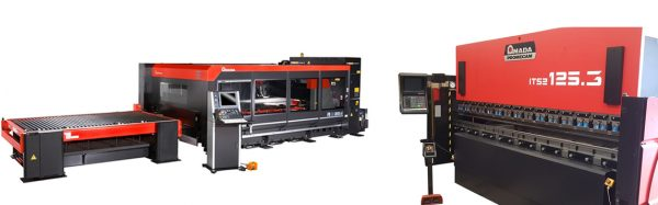 Laser Cutting and Folding Service